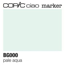 "Pennarello Copic ""Ciao Marker"" (BG000) Pale Aqua"