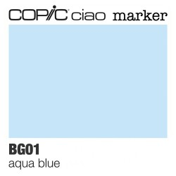 "Pennarello Copic ""Ciao Marker"" (BG01) Aqua Blue"