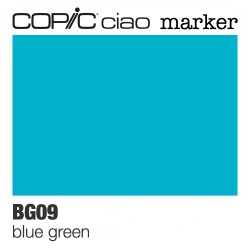 "Pennarello Copic ""Ciao Marker"" (BG09) Blue Green"