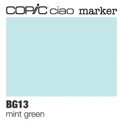 "Pennarello Copic ""Ciao Marker"" (BG13) Mint Green"