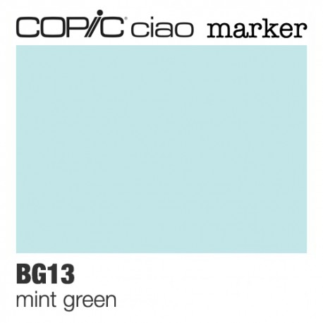 Bellearti-it-Pennarello-Copic-Ciao-Marker-cod-BG13-Mint-Green