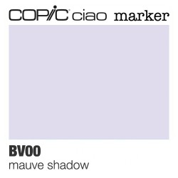 "Pennarello Copic ""Ciao Marker"" (BV00) Mauve Shadow"