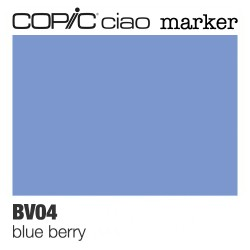 "Pennarello Copic ""Ciao Marker"" (BV04) Blue Berry"