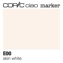 "Pennarello Copic ""Ciao Marker"" (E00) Skin White"