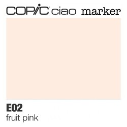 "Pennarello Copic ""Ciao Marker"" (E02) Fruit Pink"