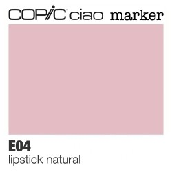 "Pennarello Copic ""Ciao Marker"" (E04) Lipstick Natural"