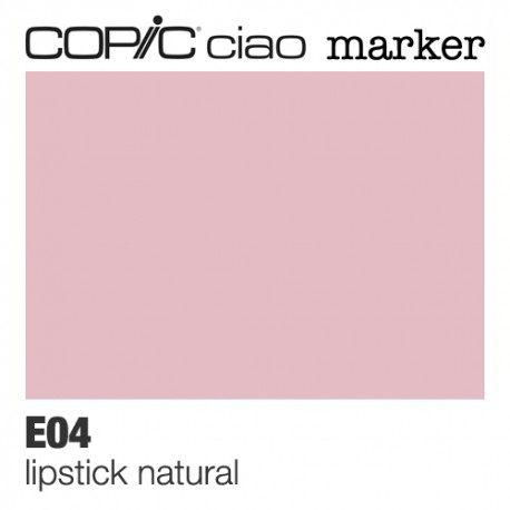 Bellearti-it-Pennarello-Copic-Ciao-Marker-cod-E04-Lipstick-Natural