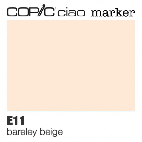Bellearti-it-Pennarello-Copic-Ciao-Marker-cod-E11-Barely-Beige