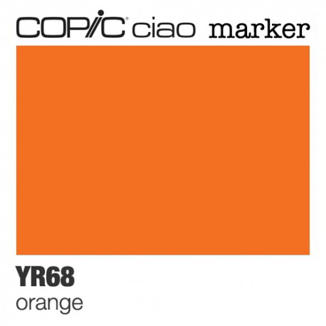 Bellearti-it-Pennarello-Copic-Ciao-Marker-cod-YR68-Orange