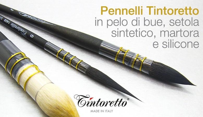 Pennelli Tintoretto