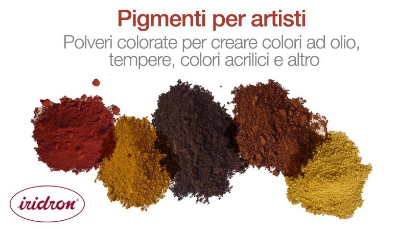 Pigmenti colorati